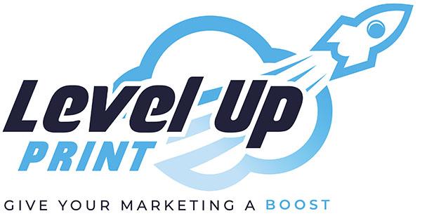 Level Up Print Banner