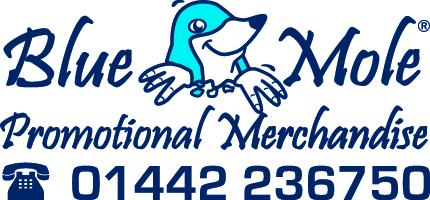 Blue Mole Promotional Merchandise